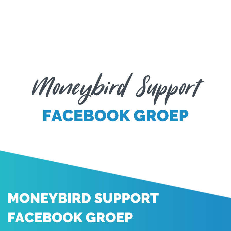 Facebookgroep Moneybird Support Flowbizz