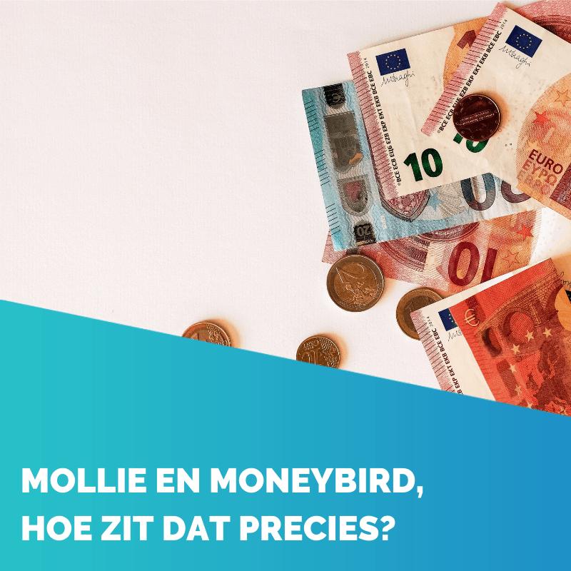 Mollie en Moneybird, hoe zit dat precies? - Ik leg het je uit!